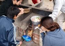 森林スポーツ公園 芋煮
