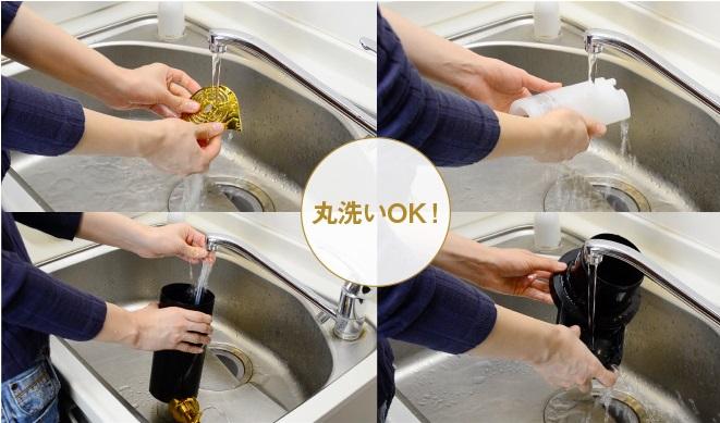 グリーンハウス ビールサーバー 丸洗い
