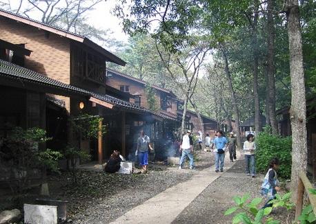 木の家 芋煮