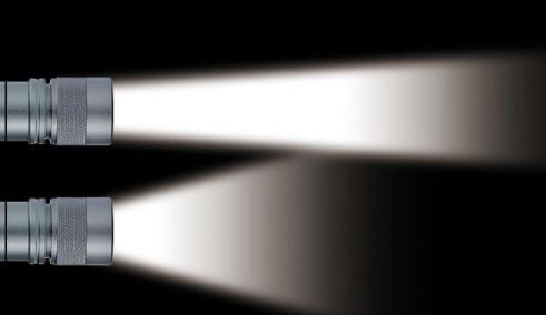 ジェントス 懐中電灯 閃 355 【明るさ100ルーメン/実用点灯10時間】 SG-355B