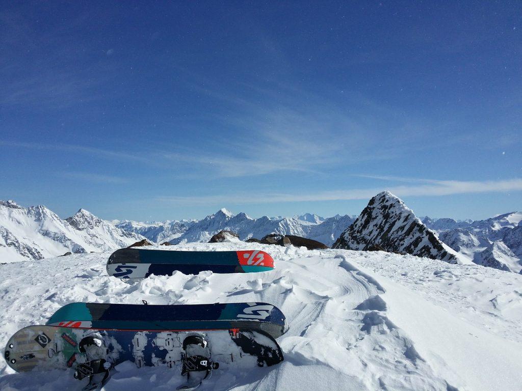 snowboard バックカントリー